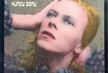 Hunky Dory - 1971 / Released: December 1971 Label: RCA  1. Changes (3:33) 2. Oh! You Pretty Things (3:12) 3. Eight Line Poem (2:53) 4. Life On Mars? (3:48) 5. Kooks (2:49) 6. Quicksand (5:03) 7. Fill Your Heart (3:07) 8. Andy Warhol (3:53) 9. Song For Bob Dylan (4:12) 10. Queen Bitch (3:13) 11. The Bewlay Brothers (5:21)