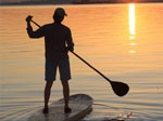 Outdoor Equipment Rentals / Bike, boat, kayaks, paddle boards, XC skis, snowshoe rentals and more. / by St. Bernard Lodge
