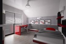 Kids bedroom project design