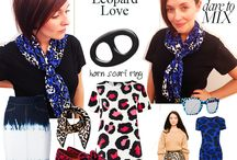 Get the look - Scarf Ring Style