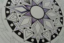 Mandalas & Drawings