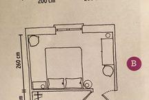 Quarto c/ armário