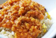Vegetarian & Lentil Recipes