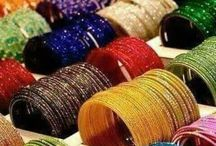 Braccialetti indiani... i love India
