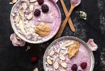 Porridge & bowls
