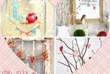 Valentines Decorating Ideas / Valentines decorating