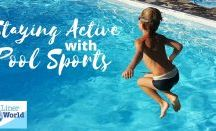 Swimming Pool Activities / Getting active in the pool has many health benefits! Learn the best swimming pool activities for kids and adults!