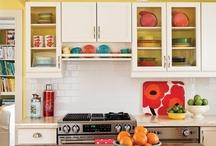 Kitchen Redo Ideas / by Ginny Ritenour