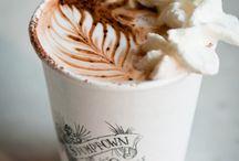First... coffee!! / 100 reawakenings, one constant.