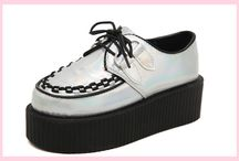 Shoes / Find here how cool Vanilla Vice Shoes are! ♥ Shop here www.vanillavice.com