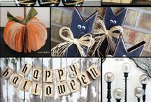 Halloween decorations/snacks / by Kimberly Farnsworth