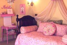 Princess Bedroom / Princess theme ideas