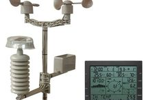 Weather Station / The ProWeatherStation™ is a high performance wireless data logging weather station with advanced sensor technology resulting in good accuracy at a low cost. It provides instantaneous and historical data on Inside and Outside Temperature and Humidity, Wind Speed (average and gust), Wind Direction, Solar Intensity and UV Index, Barometric Pressure and Rainfall.