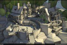 3D - Environment