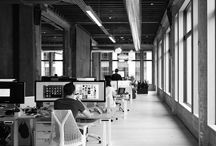Workspaces and offices