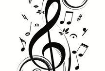 Música dibujos