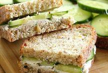 Recipes - Sandwiches / by Jessica Pietri