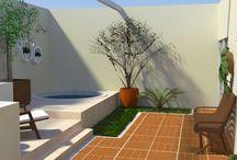 Área externa (piscina, varanda...)