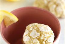 Dolcetti biscotti al limone