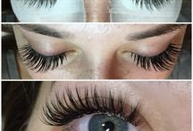 Lash Extension Examples