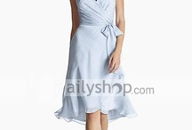 Bridesmaid Dresses I Love / by Dailyshop Wardrobe