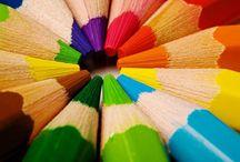 Ogni giorno, un colore / Un colore per ogni giorno,
