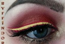 Harry Potter makeup