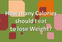 How many Calories should I eat to lose Weight? / How many Calories should I eat to lose Weight depends on many factors including my weight, my height, my health, my weight loss target and my exercise routine etc. To lose weight as you want, it isimportant that youeat the right food with good nutrition in right quantities at right time and exercise well regularly.