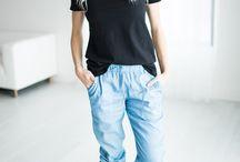 chambrey pants