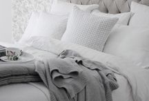 BEDROOMS / A subtle, comfortable, textured, natural bedroom really appeals to me....... / by Deborah Ann