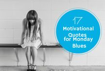 Motivational Quotes / Blogging and balancing a household can be tough. This board is  dedicated to sharing motivation quotes to get us through the day, the week, the year