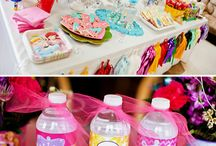 Princess Birthday Party / by Kristen Peaster