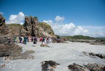 Scottish Island weddings / Wedding photography on the isle of Lewis, Harris, Mull,