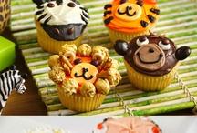CAKE DECORATING- cupcakes