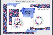 Creative - Designs / My designs / by Katie Nelson