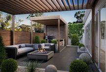 Departamento Nuevo / Decoración, ideas, terraza, rooftop bar, quincho, barbecue,  bbq, parrilla, azotea, grill