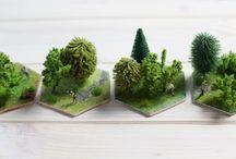 Miniatur-DIY & besondere Ideen   NOCH kreativ / Tolle Ideen, was man aus Miniatur- und Modellprodukten alles machen kann. Mini DIYs, tolle Deko & Spiele.