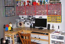 Lego szobak