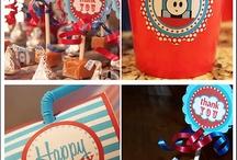 Jakob 3rd Birthday Ideas / by Heather Keefer