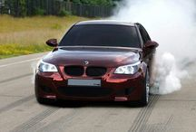 bmw and cars