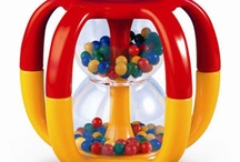Sensory Rattle Toys / Sensory Rattle Toys that provide visual and auditory stimulation for young children with special needs. Fabulous bright, high contrast colours.