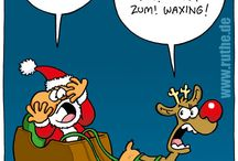 Weihnachtscomic