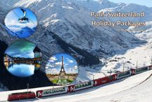 Paris Switzerland Holiday Tour Packages / Europe Group Tours offers Holiday Packages for Paris with Switzerland at affordable prices.
