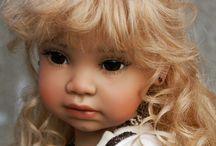 Dolls/Куклы / by Oksana Kolesnykova