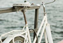 Vintage Bikes / by Michael