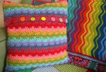 Cushion covers crochet