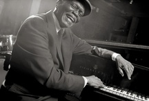"""Hank / These classic 50s glasses are dedicated to Jazz Great """"Hank"""" Jones (1918-2010), pianist, composer and bandleader. Critics and musicians have described Hank as eloquent, lyrical and impeccable. He has been honoured with numerous prestigious awards, including the Jazz Living Legend award in 2003. http://www.blackeyewear.com/hank/ #blackeyewear #classic50sglasses / by BLACK EYEWEAR"""