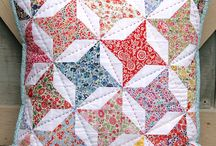 Quilt - By hand / by Tiina