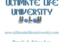 Ultimate Life University / Having the Ultimate Life Yourself