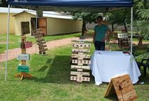 Markets / Places we have displayed our hand crafted products